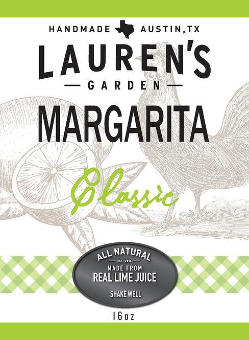 Classic Margarita Juice