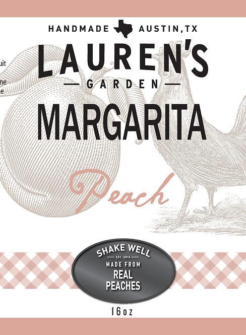 Peach Margarita Juice