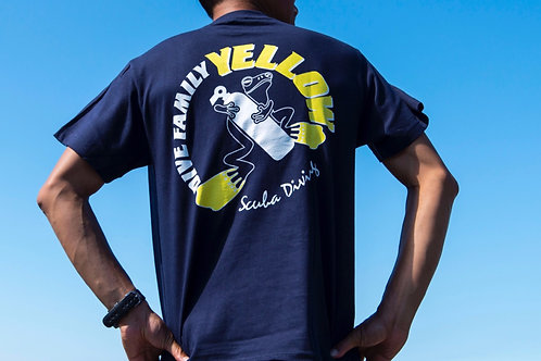 オリジナルTシャツ:ネイビー