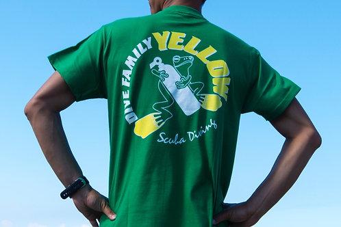 オリジナルTシャツ:グリーン