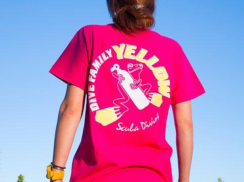 オリジナルTシャツ:Sピンク