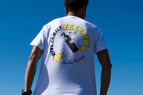 オリジナルTシャツ:ホワイト