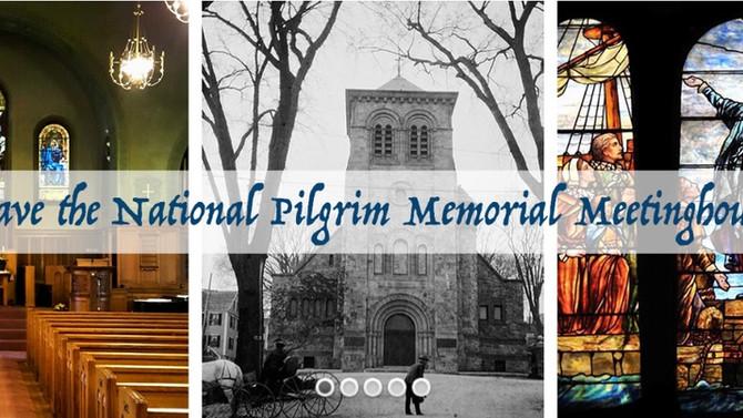 Save the National Pilgrim Memorial Meeting House