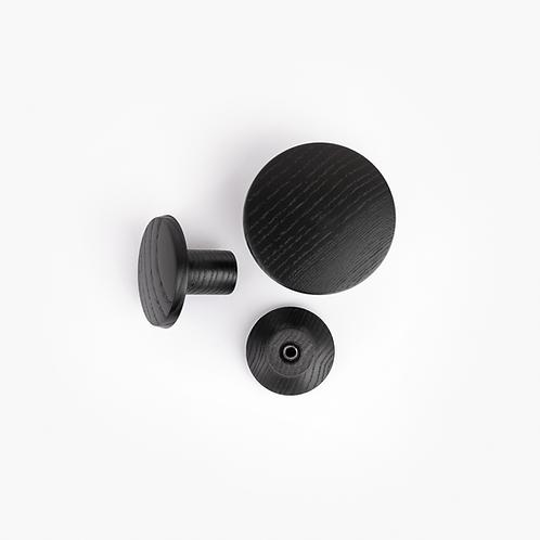 Набір гачків для одягу THREE MOONS, ø48–80 мм
