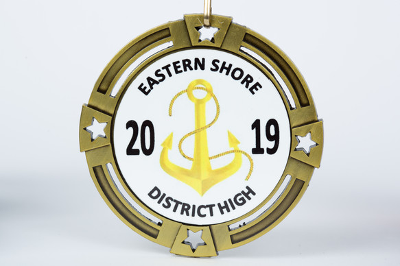 Eastern Shore District High Medal