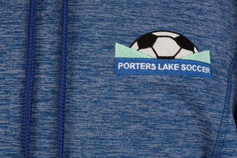 Porters Lake Soccer Embroidery