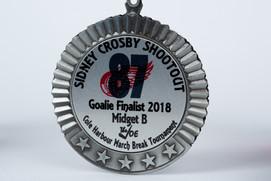 Sidney Crosby Shootout Medal