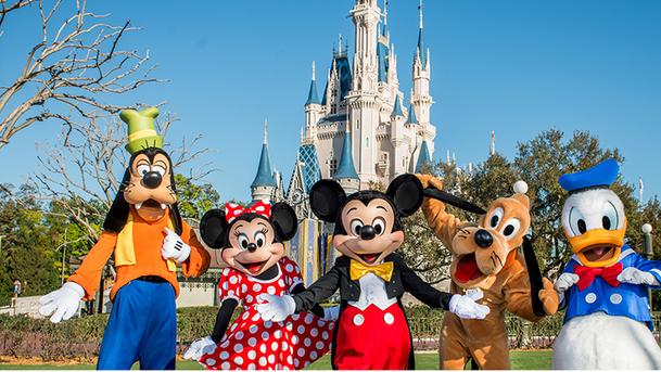 Excelência empresarial, estilo Disney