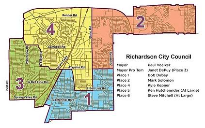 RichardsonCityCouncilAreas.png