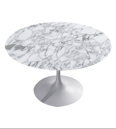Mesa tipo mármol