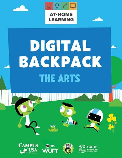 WUFT Digital Backpack_Arts.png