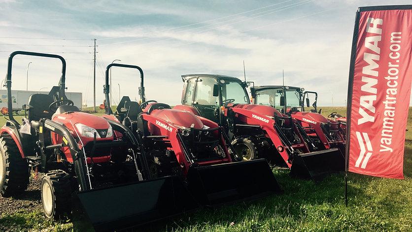 Original Mechanics- Yanmar Tractors & Agriculture
