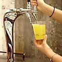 On Tap - Lime Tumeric Kefir Water