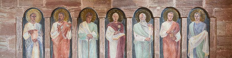 7 Werke der Barmherzigkeit - Philippuskirche Rummelsberg