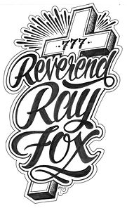 Logo Diakon Rainer Fuchs - Reverend Ray Fox