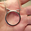 Thumbnail: Silver Cat, Kitten, Kitty Necklace w/ Silver Curb Chain
