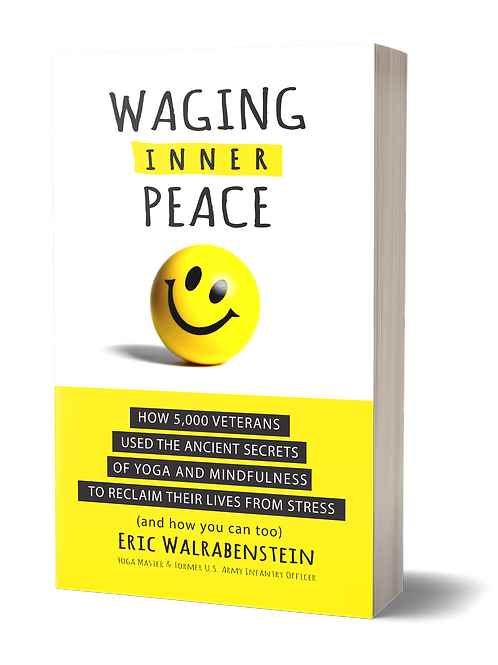 Waging Inner Peace [FREE - Just pay shipping!]