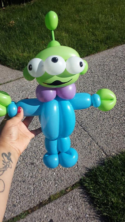 Toy Story Alien The Claw