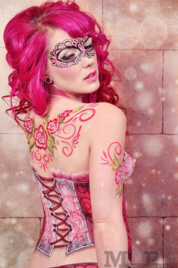 Pinky Britty Corset