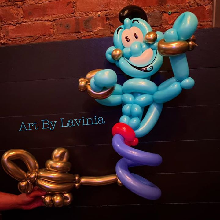 Genie of the Lamp