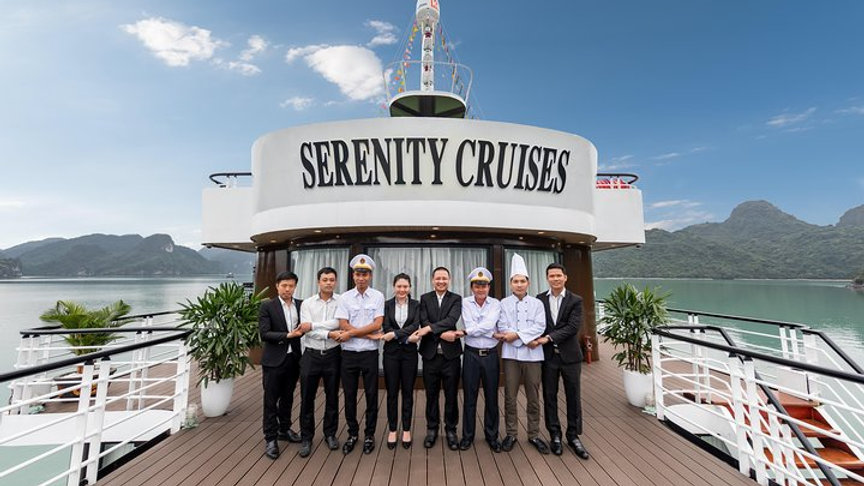Halong Serenity Cruises 2days/1Night