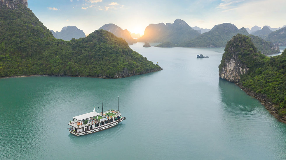 Arcady 3Star Cruise 1day Trip From Hanoi