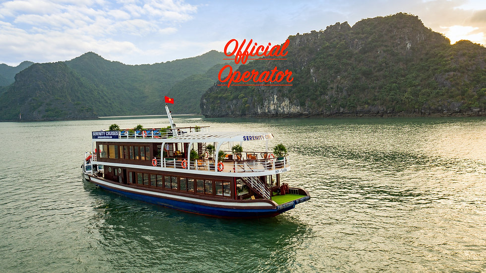 Serenity Luxury Cruise 1 Day Trip
