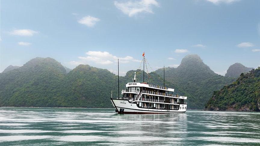 Halong Serenity Cruises 3days/2Nights