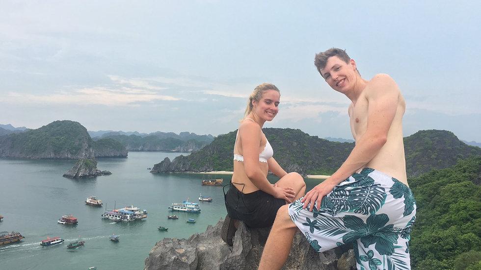 Lan Ha Bay 1 Day Trip From CatBa Island