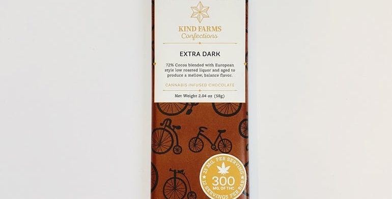 Extra Dark Bar 300mg