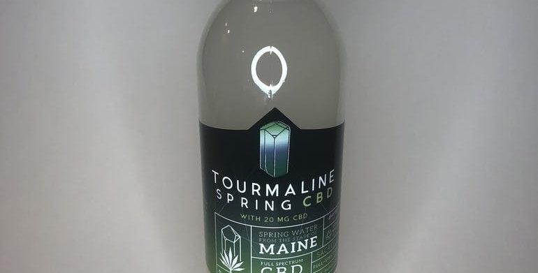 20mg. Tourmaline Spring CBD Water