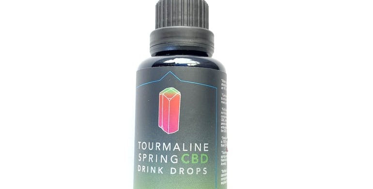 600 mg CBD drink drops