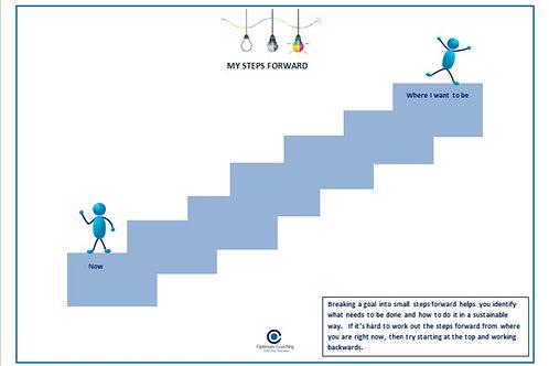 My Steps Forward