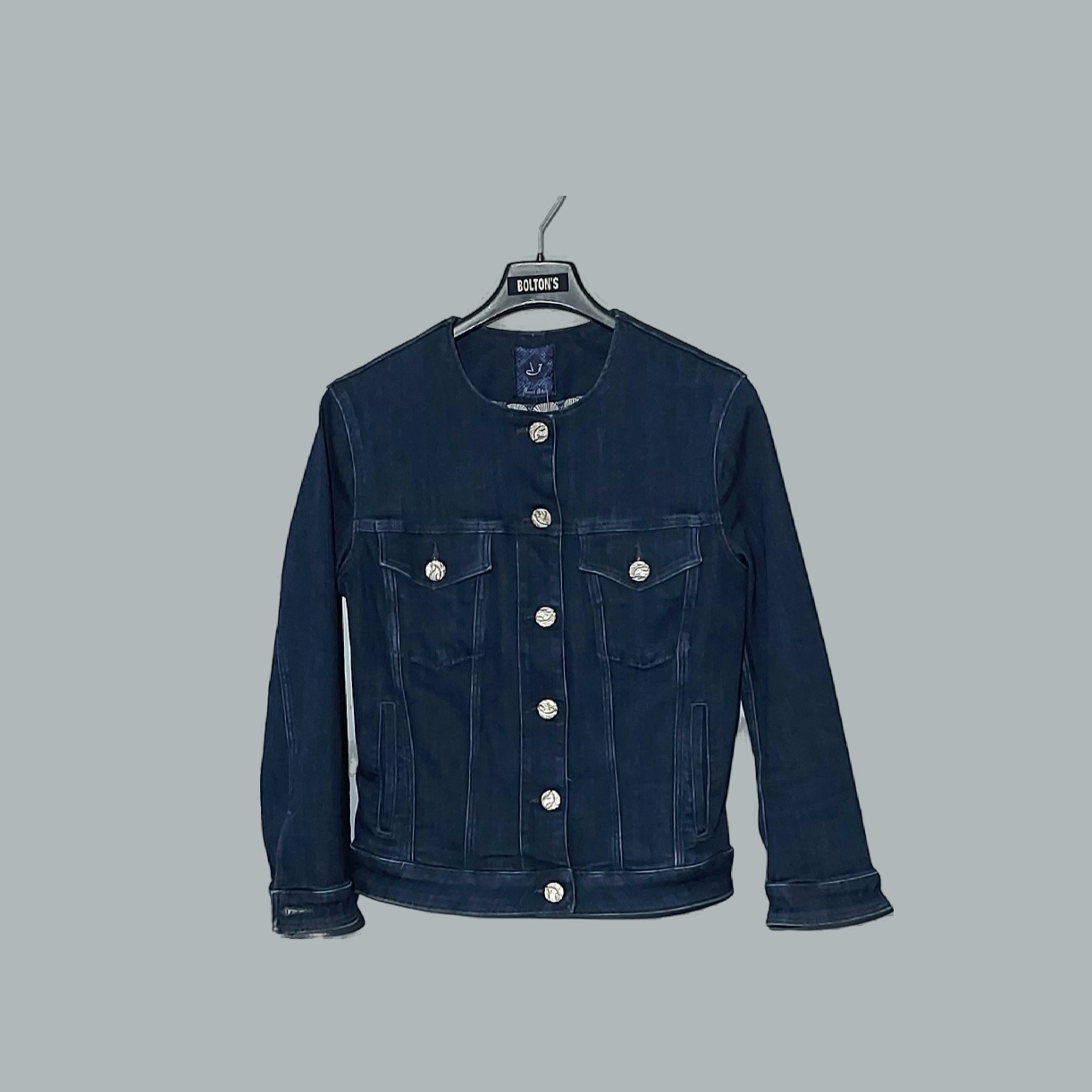 JACOB COHEN GIACCA JEANS TG S