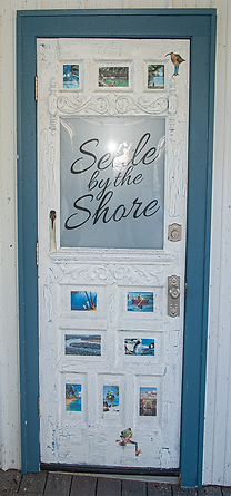 Settle by the Shore Entry