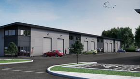 Work starts on £5 million industrial development at Doncaster Sheffield Airport