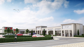 Work underway on £2.5m retail development in Hull