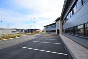 First phase at Hereford Enterprise Zone is completed