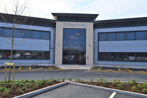 Hereford Times moves into offices developed by Priority Space