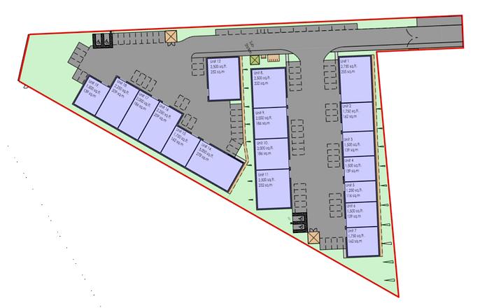 Site Plan | Aria Park