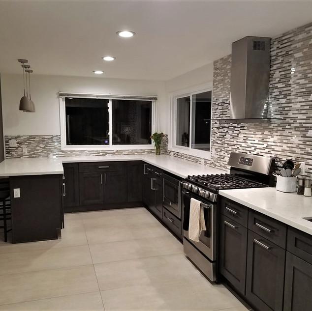Levelworks Kitchen remodel