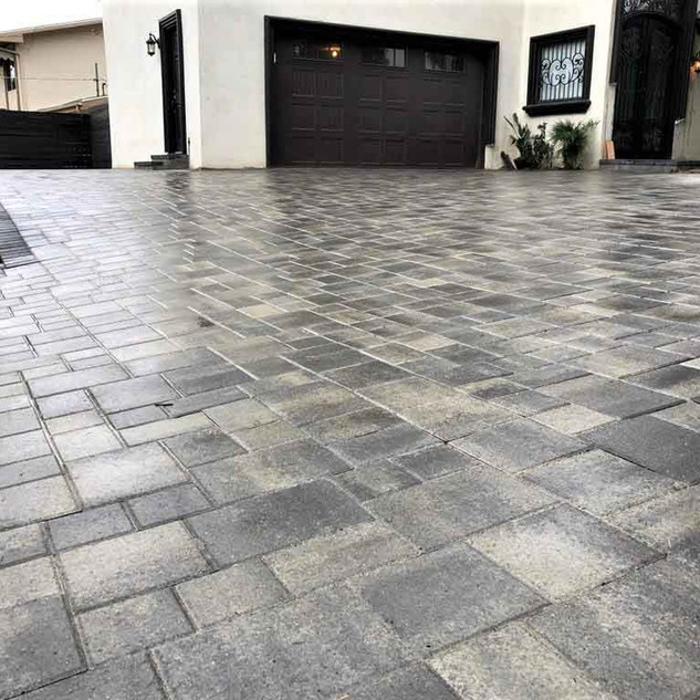 Levelworks pavers