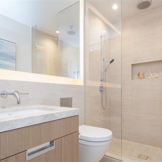Levelworks Bathroom Remodel