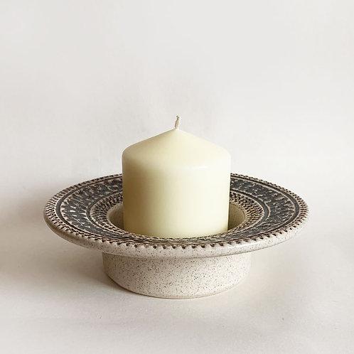 Mid Century Candleholder