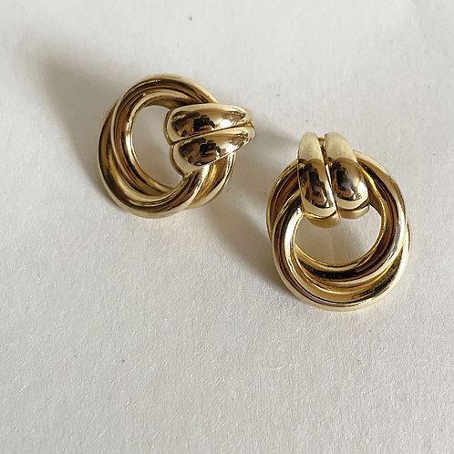 Vintage Mumsy Earrings