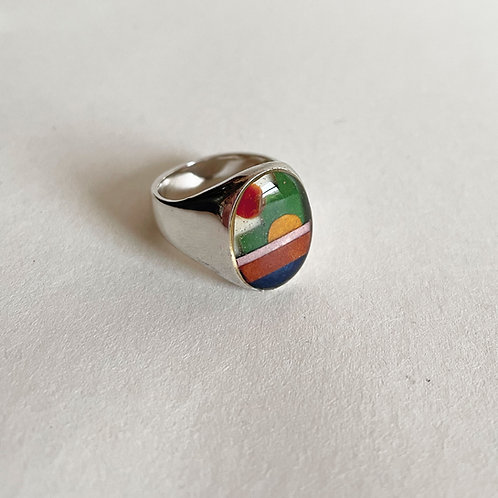 Maó Ring