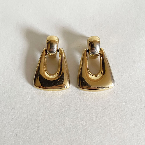Vintage Knocker Earrings