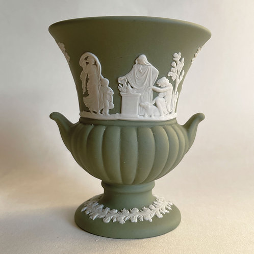 Small Wedgwood Jasperware Urn