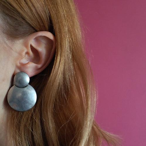 Vintage Lightweight Earrings / Pierced
