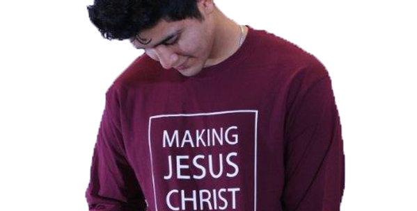 MJCK Long Sleeve T-Shirt